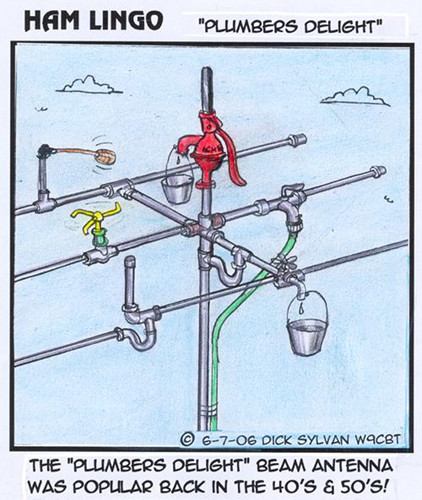 HamRadio Cartoon 10