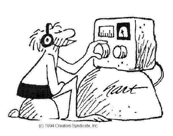 HamRadio Cartoon 7