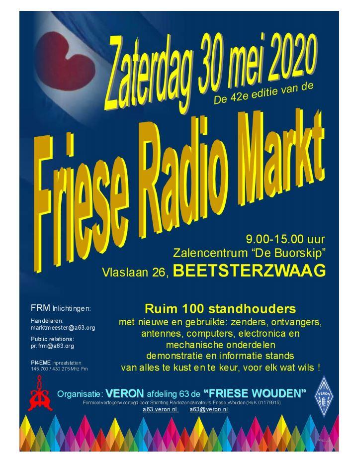 Radiomarkt Beetsterzwaag 2020